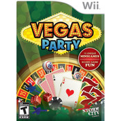 Vegas Party - Wii Game