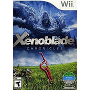Xenoblade Chronicles - Wii Game
