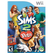 Sims 2 Pets - Wii Game
