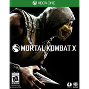 Mortal Kombat X - Xbox One Game
