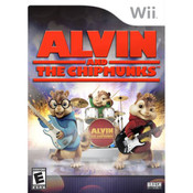 Alvin and the Chipmunks - Wii Game