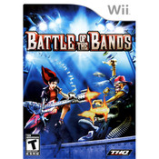 Battle of the Bands Wii Game