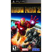 Iron Man 2 - PSP Game