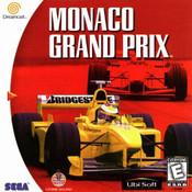 Monaco Grand Prix Dreamcast Game