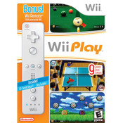 Complete Wii Play & Remote - Wii Game in Box