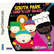 South Park Chef's Luv Shack - Dreamcast Game