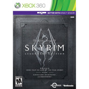 Elder Scrolls V Skyrim Legendary Edition - Xbox 360 Game