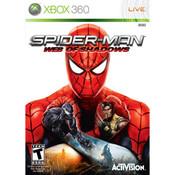 Spider-Man Web of Shadows - Xbox 360 Game