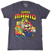 Super Mario Adventures - Officially Licensed T-Shirt