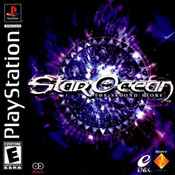 Star Ocean The Second Story - PS1 Game
