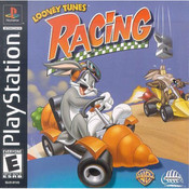 Looney Tunes Racing - PS1 Game