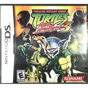 Teenage Mutant Ninja Turtles 3 Mutant Nightmare Nintendo DS for Sale