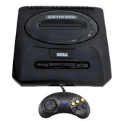 Sega Genesis II Player Pak - Discounted