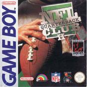 NFL Quarterback Club II - Game Boy Game