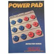 Power Pad - NES Manual