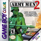 Army Men 2 - Game Boy Color Game