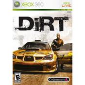 Dirt - Xbox 360 Game