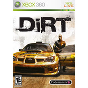 Dirt - Xbox 360 Game