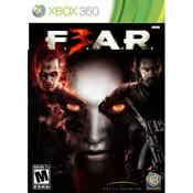 FEAR 3 - Xbox 360  Game