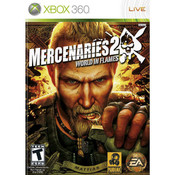 Mercenaries 2 World in Flames - Xbox 360 Game