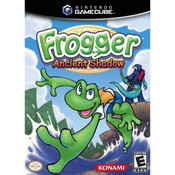 Frogger Ancient Shadow - GameCube Game