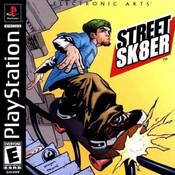 Street Sk8er - PS1 Game