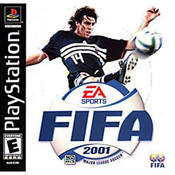 Complete Fifa 2001 - PS1 Game