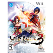 Samurai Warriors 3 - Wii Game