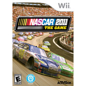Nascar 2011 The Game - Wii Game