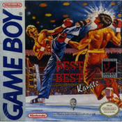 Best of the Best Championship Karate - Game Boy Game