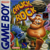 Chuck Rock - Game Boy Game