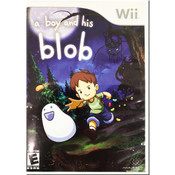 A Boy and His Blob Nintendo Wii Game for sale