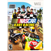 Nascar Kart Racing Nintendo Wii Game for sale.