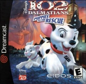 102 Dalmatians: Puppies to the Rescue - Dreamcast Game
