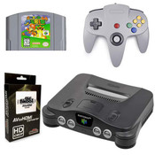 N64 Blast From The Past HD Pak - Nintendo 64