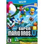 Super Mario Bros. U - Wii U Game