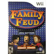 Family Feud 2012 - Wii Game