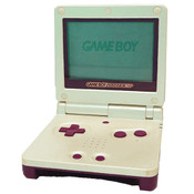 Game Boy Advance SP System Famicom Color