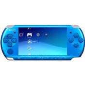 Sony PSP 3000 Handheld System Invizimals Vibrant Blue