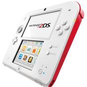 Nintendo 2DS White Handheld System