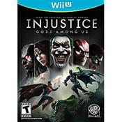 Injustice Gods Among Us - Wii U Game