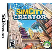 SimCity Creator - DS Game
