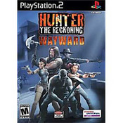Hunter Reckoning Wayward - PS2 Game