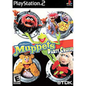Muppets Party Cruise - PS2 Game