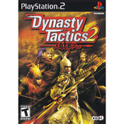 Dynasty Tactics 2 - PS2 Game