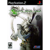 Digital Devil Saga - PS2 Game