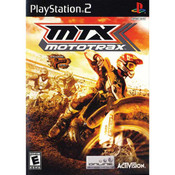 MTX Mototrax - PS2 Game