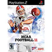 NCAA Football 11 - PS2 Game