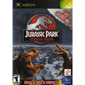 Jurassic Park Operation Genesis - Xbox Game