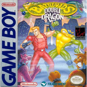 Battletoads Double Dragon - Game Boy Game